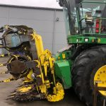 John Deere 7450 | kemper 360plus | pick-up 630c